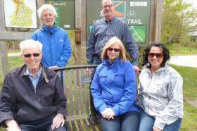 McKee-Memorial-Bench-Lynn-Valley-Trail