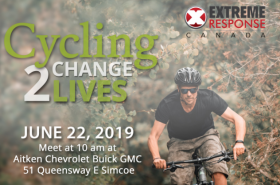 Cycling 2 Change Lives